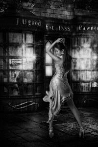 SIHIPA Merit Award - Airosa Alexandrino Lei (China) <br /> Dancing In The Night