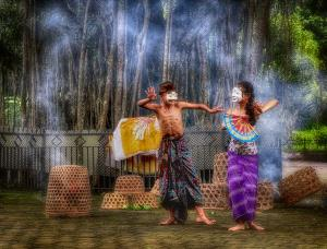 PhotoVivo Honor Mention - Lee-Eng Tan (Singapore)  Bali Masked Dance