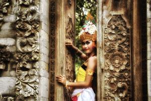 SIHIPA Merit Award - Lee-Eng Tan (Singapore) <br /> Fairy At Door