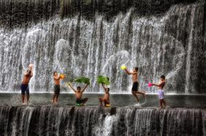 PSA HM Ribbons - Tew-Hua Voo (Singapore) <br /> Tunkud Unda Splash