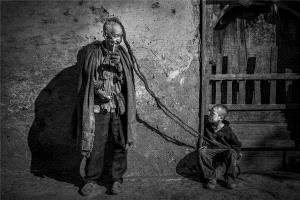 PhotoVivo Gold Medal - Ruiyuan Chen (China) <br /> Grandfather And Grandson1