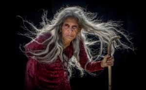 PhotoVivo Honor Mention - Billion Lim (Malaysia)  White Haired