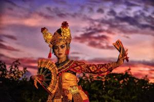 SIHIPA Merit Award - Lim Teck Boon (Singapore) <br /> Legon Dancer Evening Sky