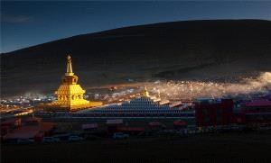 SIHIPA Merit Award - Xiequn Li (China)  Dawn Of The Holy Land