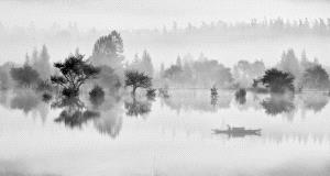 RPS Gold Medal - Wenming Tang (China) <br /> Ink Wash