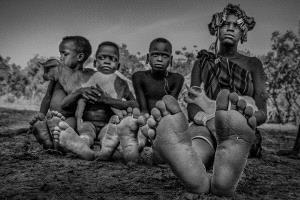 SIHIPC Bronze Medal - Li Sun (China) <br /> Tribal People In Ethiopia 40