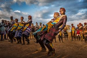 PhotoVivo Honor Mention - Hongbing Ye (China)  Tribe Dance