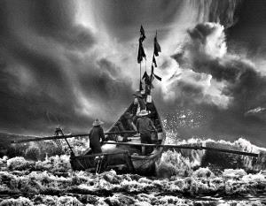 APAS Silver Medal - Tong Hu (China)  Cleaving The Waves