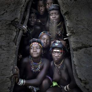 PhotoVivo Honor Mention - Binyuan Li (China)  Primitive Tribe
