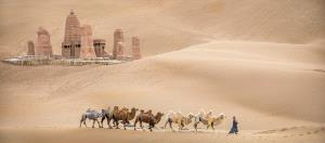 SIHIPC Bronze Medal - Jun Ye (China) <br /> Desert Scenery 2