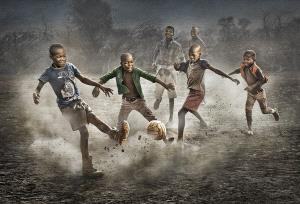 SIHIPC Silver Medal - Arnaldo Paulo Che (Hong Kong)  Himba Soccer 2