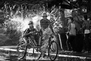 SIHIPC Merit Award - Zaw Min (Myanmar) <br /> Water Festival