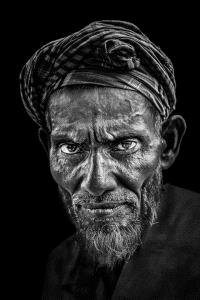 SIHIPC Gold Medal - Yong Huang (China)  Portrait Of The Old Man