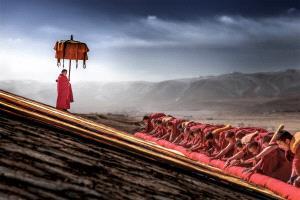 APAS Honor Mention - Ying Han (China)  Sun Buddha