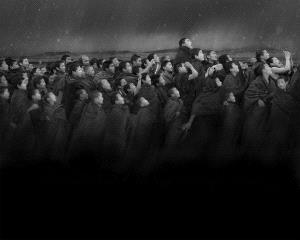 PhotoVivo Honor Mention - Haiyan Wu (China) <br /> Deep Fo