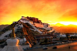 SIHIPC Merit Award - Kai Zheng (China)  Potala Palace