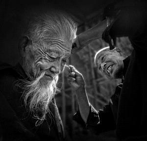 SIHIPC Silver Medal - Lishu Shu (China) <br /> Dig Ear