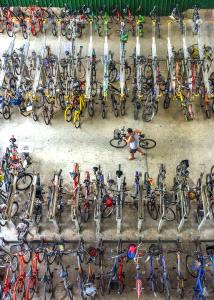 APAS Honor Mention - Khaing Sandar Tin (Singapore) <br /> Bicycle Parking 1