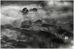 SIHIPC Merit Award - Thomas Lang (USA) <br /> Shi Village At Dawn