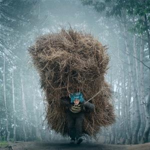 SIHIPC Merit Award - Yan Yang (China)  Bear A Heavy Burden