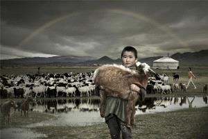 SIHIPC Merit Award - Yan Yang (China)  The Shepherd Boy
