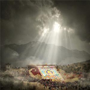 APAS Silver Medal - Shiliang Liu (China)  The Light Of Buddha